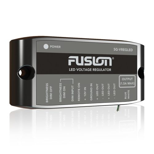 Fusion - Fushion  Signature series LED regulator
