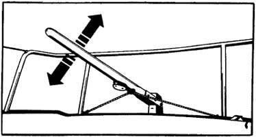 - Rorlås Tiller-lock