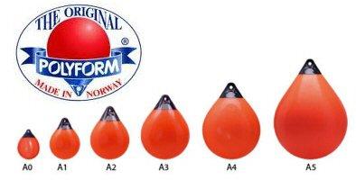 Polyform AS - Garnblåser / kulefender, Polyform A-serie