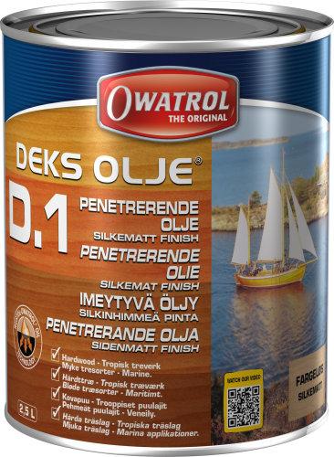 Owatrol - Owatrol Marine D1