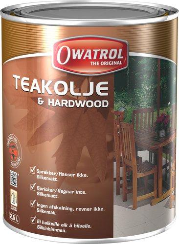 Owatrol - Owatrol Teakolja