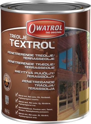 Owatrol - Terassolja (Textrol)