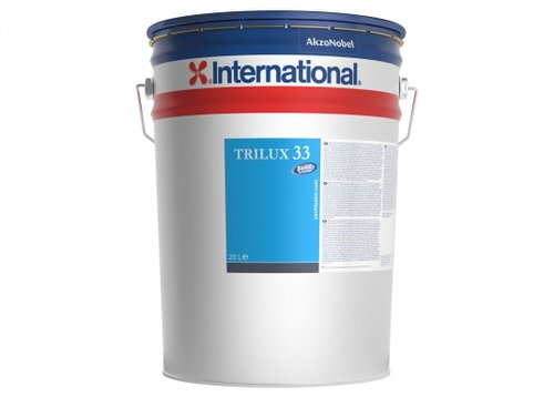 International - Trilux 33 Professional, bundmaling