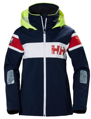 Helly Hansen - Helly Hansen sejlerjakke Dame SALT FLAG