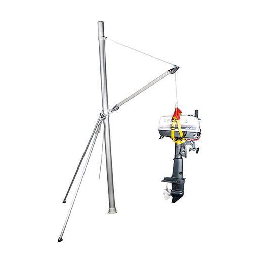 Båtsystem - Radarmastkit med kran
