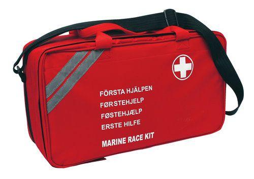 - Førstehjælpspude - First Aid Racing