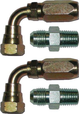 Lecomble & Schmitt - Hydraulisk styring  LS75 P