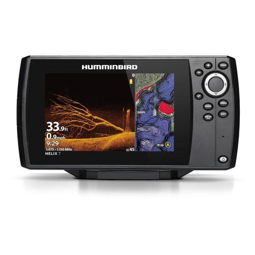 Humminbird - Helix 7 CHIRP MDI GPS G3N