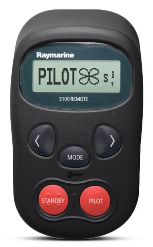 Raymarine - Raymarine S100 fjernbetjening incl. converterkit