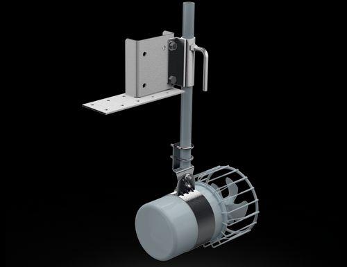 Kasco - De-icer monteringssystem