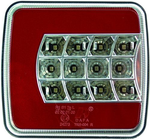 - Multifunktionslampe til trailer, LED