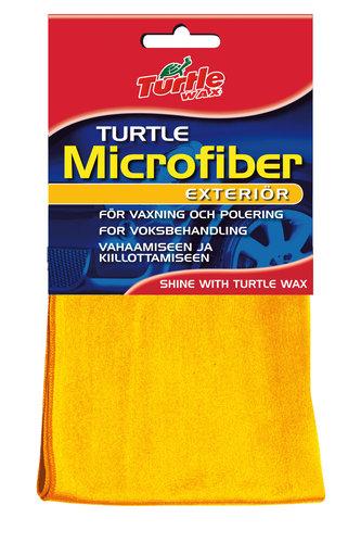 - Turtle microfiberduk Exteriör