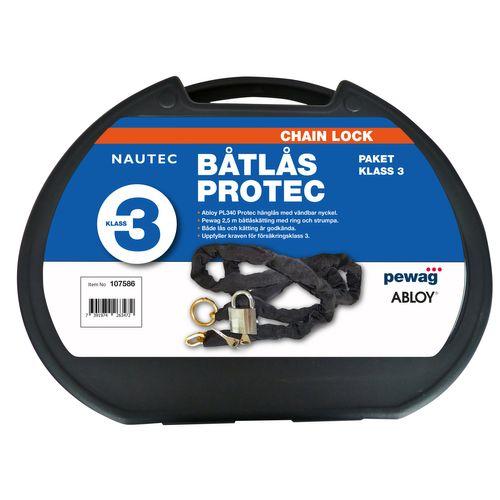 Nautec - Båtlåspaket Klass 3