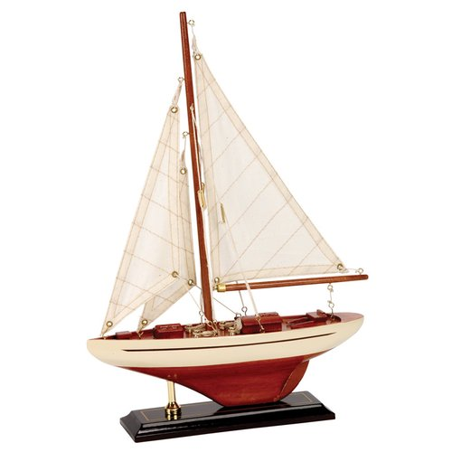- Bådmodel, sejlbåd