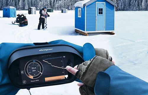 Deeper Smart Sonar - Deeper vinteretui til smartphone 2.0