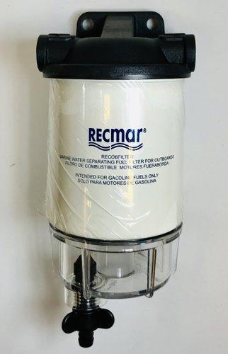 Recmar - Vandudskillerfilter benzin 10 micron