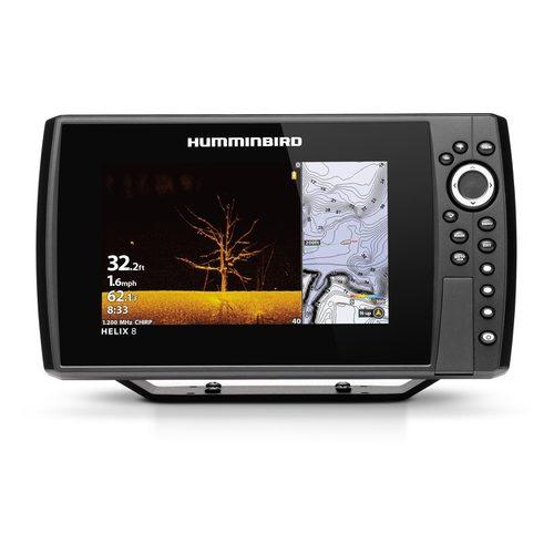 Humminbird - Humminbird Helix 8 CHIRP MDI GPS G3N