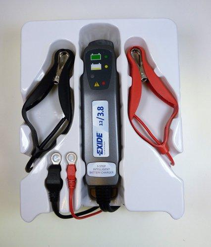 Exide/Tudor - Exide 3,8 A batteriladdare