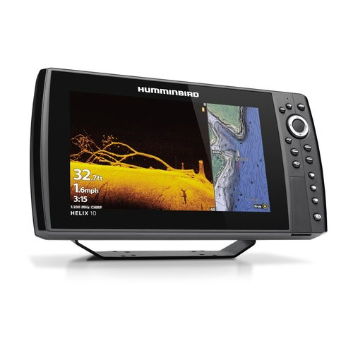Humminbird - Helix 10 CHIRP MDI+ GPS G3N