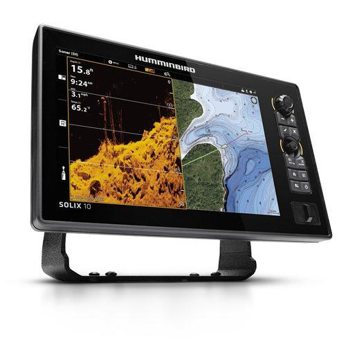 Humminbird - Solix 10 CHIRP MDI+ GPS G2 CHO