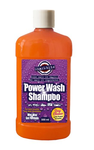 - Sharkbite Power Wash Shampoo