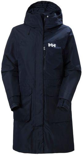 Helly Hansen - Helly Hansen Rigging Coat Dame Marineblå