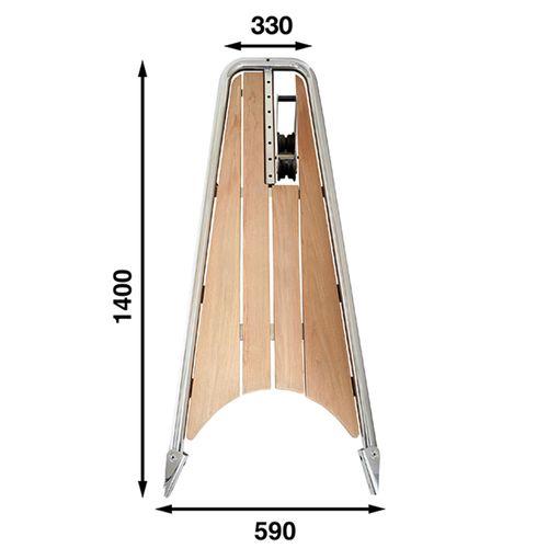 Båtsystem - Performance peke PB140-1