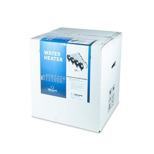 Albin Pump Marine - Varmtvannsbereder Rustfri 22 liter