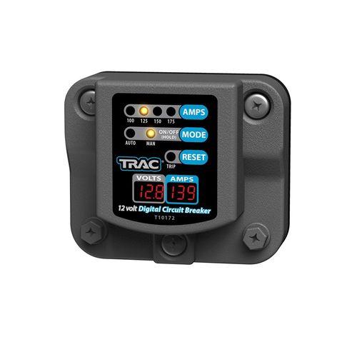 Trac - Huvudsäkring Trac, Digital med display, 75-175 Amp