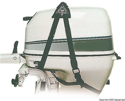 Osculati - Løftesele til påhængsmotor