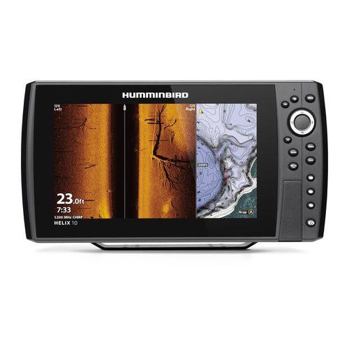 Humminbird - Helix 10 CHIRP MSI+ GPS G3N