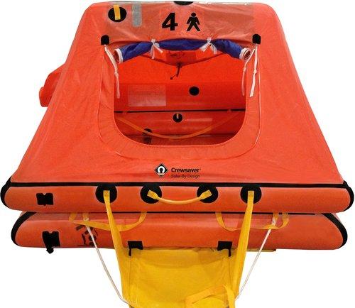Crewsaver - ISO Ocean redningsflåde, taske