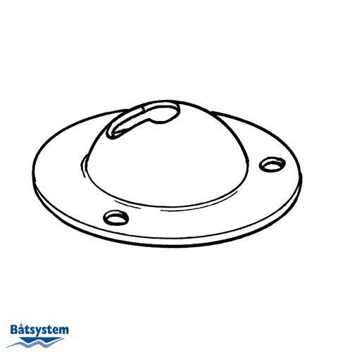 Båtsystem - Nyckelhålsbeslag