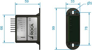 - Kontrollbox W12-W50