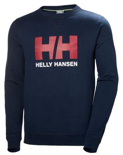 Helly Hansen - Helly Hansen Sweatshirt LOGO CREW