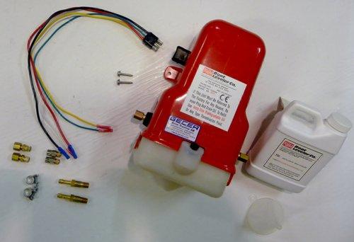 Instatrim - Trimplan inkl pump 10 x 8