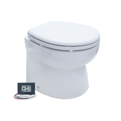 Albin Pump Marine - Marine Toilet Silent Premium