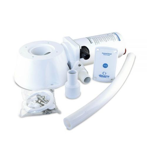 Albin Pump Marine - Konverteringskit til manuelt toilet