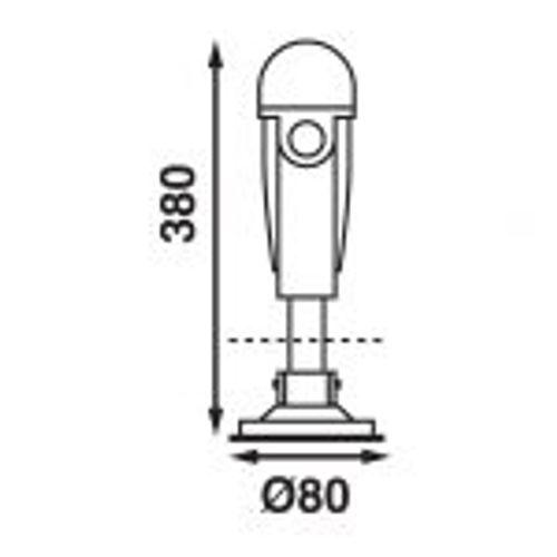 Båtsystem - Reservelanterne Batteri