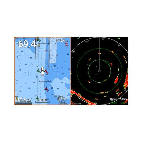 Raymarine - Raymarine Element 12 S ink. Quantum radar