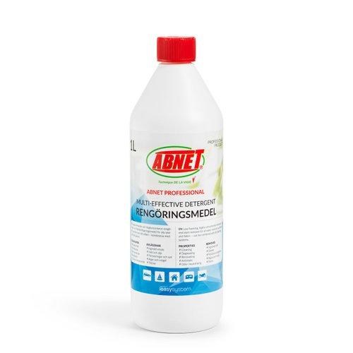 Abnet - ABNET® - Det profesjonelle rengjøringsmiddelet