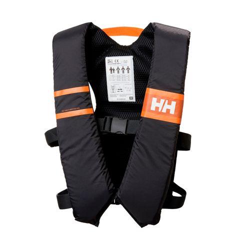 Helly Hansen - Helly Hansen Redningsvest Comfort Compact 50 N Sort