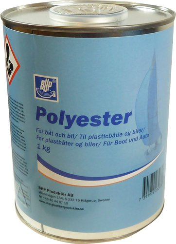 BHP - Polyesterplast