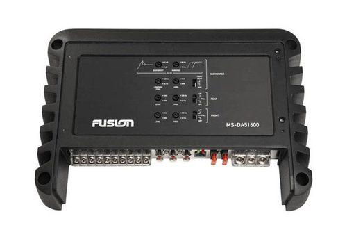 Fusion - Forstærkere, 4xhøjtalere, SUB