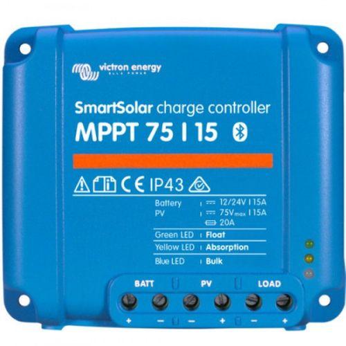 Victron - Solcelleregulator Victron MPPT