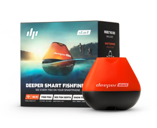 Deeper Smart Sonar - Deeper Smart Sonar Start