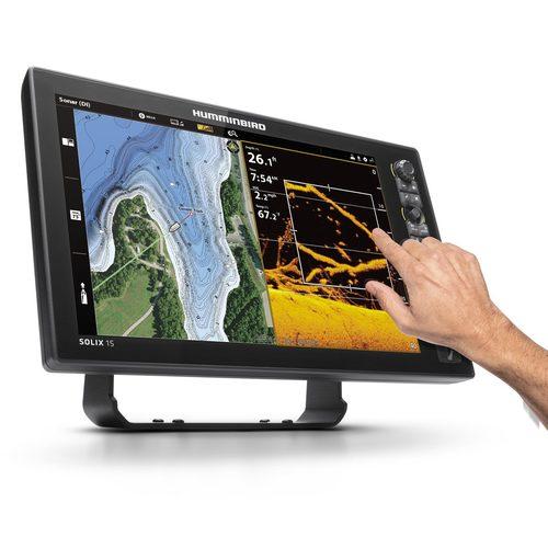 Humminbird - Humminbird Solix 15 CHIRP MSI+ GPS G2 Ekkolod