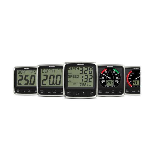 Raymarine - Raymarine i50 & i60 vind/fart/dybde