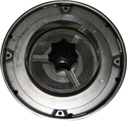 Rutgerson - Rustfri ventilator
