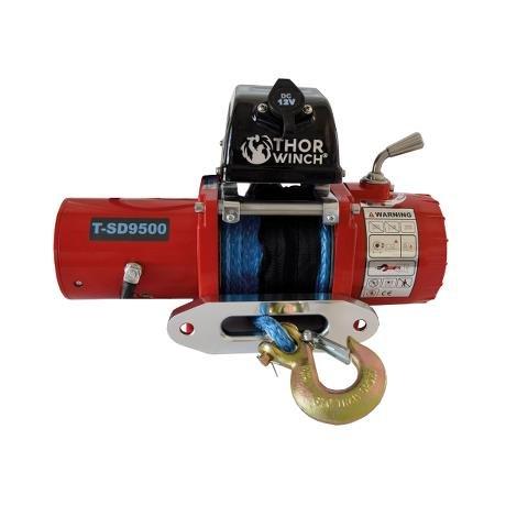 - Trailervinch Thor T-SD9500 12V